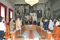 El Pleno de la Diputación de Ciudad Real guarda un minuto de silencio en memoria de las víctimas de Manzanares