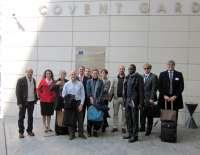 Fecoam y Amopa participan en un proyecto europeo para mejorar la competitividad de la producción en invernadero