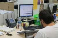 El 68,7% de las viviendas de Cantabria dispone de acceso a Internet y un 74,1% tiene algún tipo de ordenador