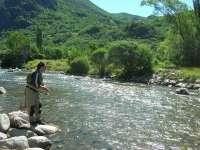 La Diputación edita 6.000 ejemplares de la Guía sobre pesca fluvial en Bizkaia