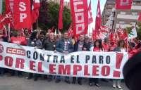 Miles de personas salen a la calle en Talavera para solicitar soluciones ante el desempleo