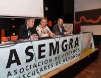 La Diputación traslada su apoyo a las personas con enfermedades neuromusculares en una jornada informativa