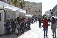 La Feria del Libro clausura este domingo su XXXIX edición con un incremento del 15% de las ventas