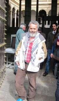Sánchez Gordillo declara este lunes como imputado ante el TSJA por la ocupación de Las Turquillas