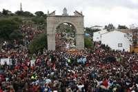 Más de 250 asistencias sanitarias desde el inicio de la Romería de la Virgen de la Cabeza, la mayoría leves