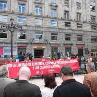 La Asociación de la Prensa, UGT, CCOO y USO organizan una concentración por el Día de la Libertad de Expresión