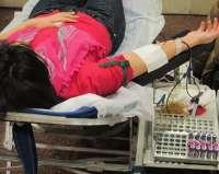 El Banco de Sangre espera recoger más de 4.000 donaciones durante el mes de mayo