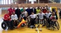 El Mideba Extremadura se proclama campeón de la Eurocopa Challenge 2013 de baloncesto en silla de ruedas