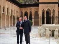 Rajoy y Kenny abogan por avanzar hacia una unión bancaria en Europa con la