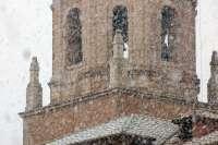 Albacete, Ciudad Real, Cuenca, Guadalajara y Toledo seguirán este lunes en alerta por nevadas