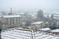 Ampliada la alerta por nieve en la Comunidad