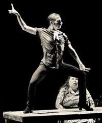 Israel Galván muestra su nueva mirada del baile flamenco de la mano de la SGAE en el Teatro Maestranza