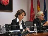 Barcina comparecerá en comisión parlamentaria junto a los miembros de la gestora de Caja Navarra
