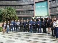 Caja Rural C-LM abrirá nueve agencias financieras más en la región dentro de su plan de expansión