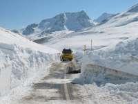 Un total de 139 alumnos afectados por la nieve, en la provincia de Teruel