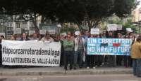 Antequera, Valle de Abdalajís y Álora piden a la Junta la modernización