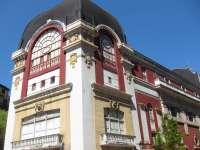 UPyD pide que Áncora explique en el Parlamento por qué se opone al derribo del Palacio Bellas Artes de San Sebastián