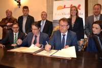 Extremadura firma el Plan para la Promoción y Apoyo a la Comercialización Turística de la Ruta Vía de la Plata