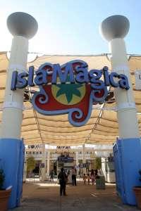Isla Mágica vende la mitad de los pases previstos para 2013 e inaugura el miércoles el espectáculo del lago