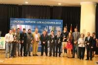 Nueve deportistas alcazareños y un patrocinador reciben los premios de la I Gala del Deporte de Los Alcázares