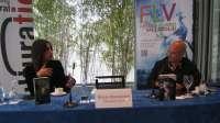 Dolores Redondo y Pérez Gellida tratan de huir de los estereotipos de las trilogías y de la novela negra y policíaca
