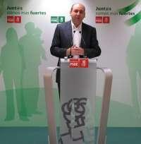 PSOE-A pide a los alcaldes de grandes ciudades que no