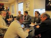 Fernández afirma que la situación de los afectados por derribos es