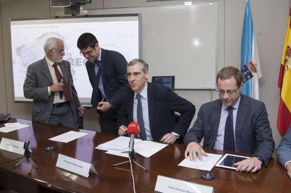 La nueva infraestructura de la red científica y tecnológica de Galicia multiplica por 800 su capacidad