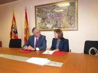 El Ayuntamiento de Huesca destinará 390.000 euros del convenio de Presidencia a cofinanciar proyectos del Plan Urban