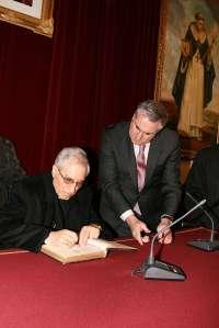 Rouco Varela visita Almodóvar del Campo, la tierra que vio nacer al doctor de la Iglesia san Juan de Ávila
