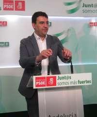 PSOE-A critica