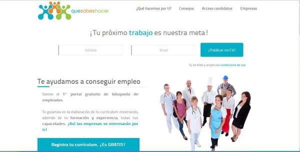 Más de 20 malagueños consiguen trabajo en sólo dos meses a través de la web de empleo 'Quesabeshacer.es'