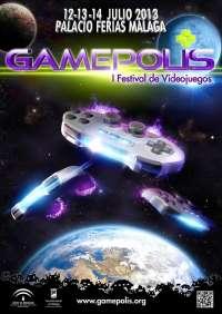 Málaga celebrará en julio la la I edición de 'Gamepolis', un festival dedicado a la cultura del videojuego