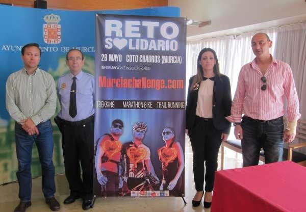 La ONG Azul en Acción organiza este domingo el II Duatlon Ciudad de Murcia