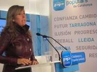 Camacho (PP) pide al PSC que no haga el