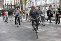 Valladolid inaugura su nuevo sistema de préstamo de bicicletas con 30 bases y 260 unidades