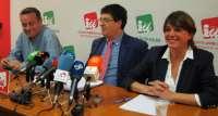 Valderas pide a Griñán una reunión al máximo nivel entre PSOE-A e IULV-CA para marcar la