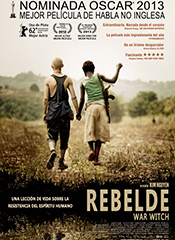 Rebelde (War Witch) - Cartel