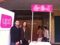 UPyD se acerca a los ciudadanos de Teruel a través de su manifiesto por la regeneración democrática
