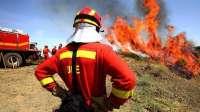 UME realiza desde este lunes un ejercicio de instrucción en Sierra Espuña simulando una emergencia por un gran incendio