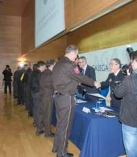La Jefatura Superior de Policía de Galicia agradece la