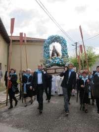 Santander se encomienda a la Virgen del Mar para que