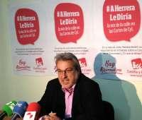 IU inicia la campaña '#AHerreraLeDiría' para recopilar quejas ciudadanas y trasladarlas en el Debate del Estado de CyL