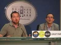 MÉS pide la retirada del Fondo de Suficiencia al que Baleares tendrá que pagar 624 millones en 2013
