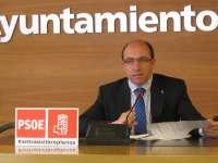 PSOE critica que 5 pisos de propiedad municipal para fines sociales vayan al Gobierno riojano
