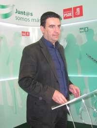 PSOE-A espera que en la reunión del miércoles sobre RTVA y Defensor del Pueblo se pongan nombres sobre la mesa