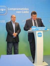 Sanz (PP) asegura que la Junta