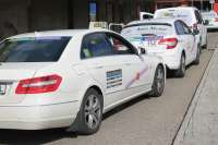 Taxistas C-LM valoran el
