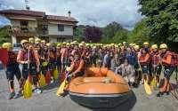Unos 2.000 escolares participan en la XVII Campaña de Actividades de la Naturaleza