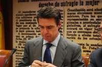Soria elude responder las preguntas sobre ENRESA y el almacén de residuos nucleares en el Senado